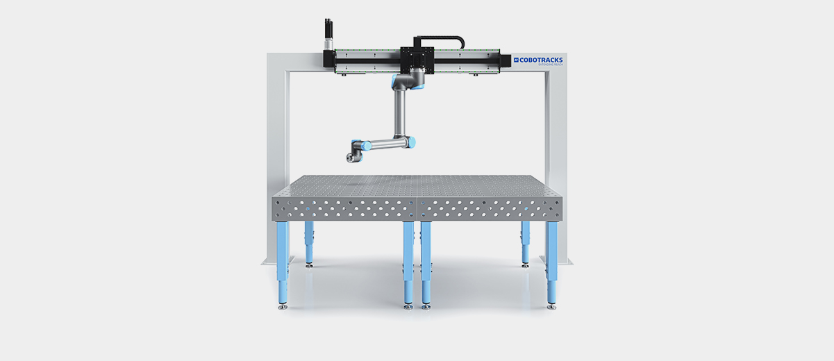 Linear Motion Kit - Cobotracks