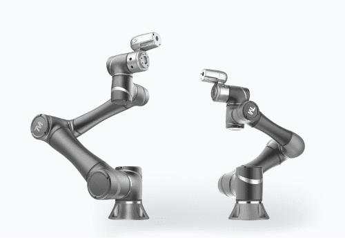 Regular payload series - Linear Motion Plug & Play Techman-Roboter