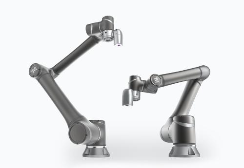 Medium-heavy payload series - Linear Motion Plug & Play Techman Robots