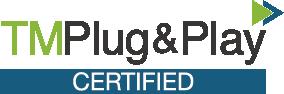 TM Plug&Play Certified
